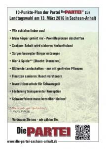 DiePARTEI-LSA-Flugblatt